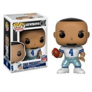Football Nfl Cowboys Dak Prescott Vinyl Figure